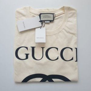 Gucci Men Nwt Casual Cotton T'shirt XLarge